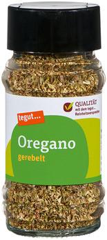 Oregano, gerebelt