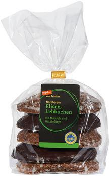 Nürnberger Elisenlebkuchen mit Mandeln und Haselnüssen
