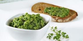 Frankfurter Grüne Sauce als Pesto