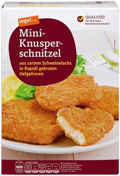 Mini-Knusperschnitzel