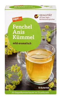 Fenchel Anis Kümmel