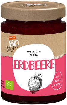 Bio Konfitüre extra Erdbeere