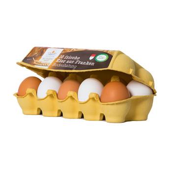 Bodenhaltung Eier