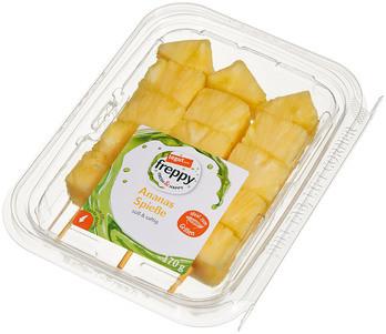 Ananas Spieße