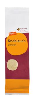 Nachfüllbeutel Knoblauch, granuliert