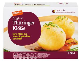 Original Thüringer Klöße