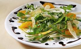 Orangen-Fenchelsalat mit Rucola