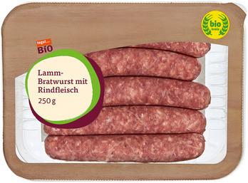 SB Bio Lamm-Bratwurst mit Rindfleisch