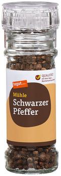 Schwarzer Pfeffer, Mühle