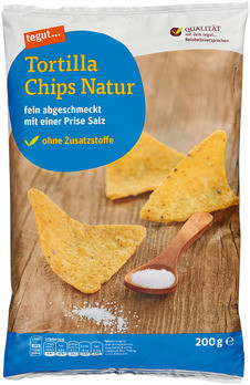 Tortilla Chips Natur