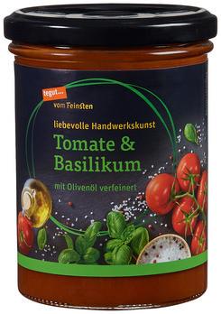 Suppe Tomate & Basilikum