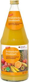 Frühstücks-Direktsaft Glasflasche