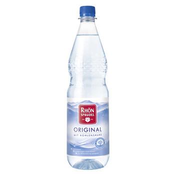 RhönSprudel Mineralwasser Original