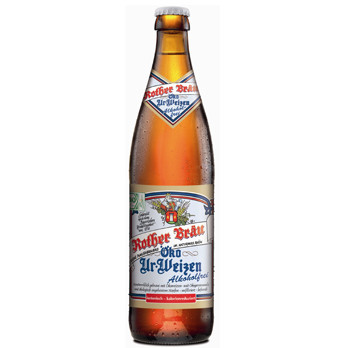 Rother Bräu Öko Ur-Weizen Alkoholfrei