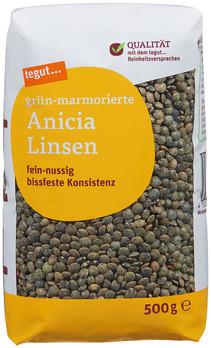 grün-marmorierte Anicia Linsen