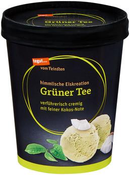 Grüner Tee Eiscreme