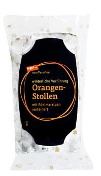 Orangen-Stollen