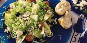 Roquefort-Salat
