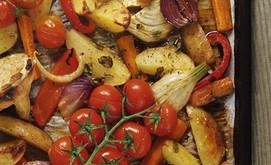 Schmorgemüse mit Majoran