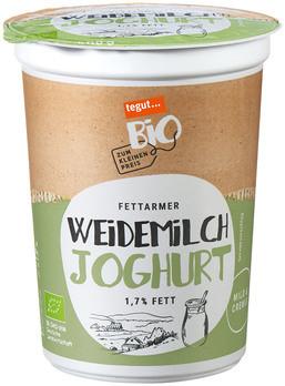 fettarmer Weidemilch Joghurt 1,7% Fett