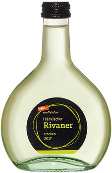 Fränkischer Rivaner JG 2017 0,25l