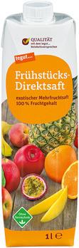 Frühstücks-Direktsaft