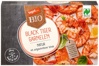 Black Tiger Garnelen