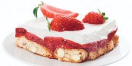 Erdbeer-Tiramisu mit mit Cantuccini