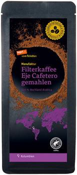 Manufaktur Filterkaffee Eje Cafetero gemahlen