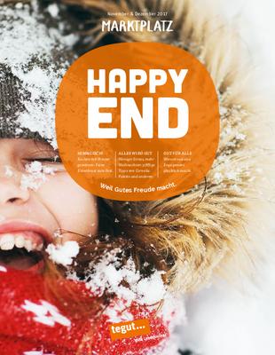 tegut... Kundenmagazin November/Dezember 2017