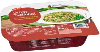 Grüne Tagliolini