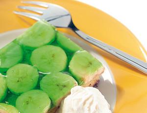 Bananen-Waldmeister-Kuchen