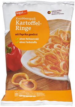 Knabberspaß Kartoffel-Ringe