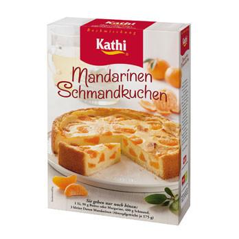 Kathi Mandarinen Schmandkuchen
