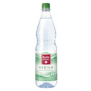 RhönSprudel Mineralwasser Medium