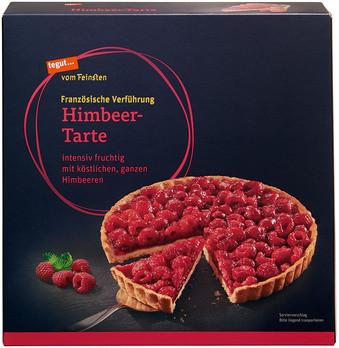 Himbeer-Tarte