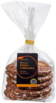 Nürnberger Elisenlebkuchen mit Mandeln und Haselnüssen glasiert