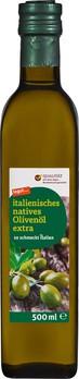 italienisches natives Olivenöl extra