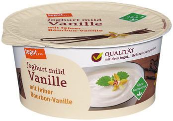 Joghurt mild Vanille