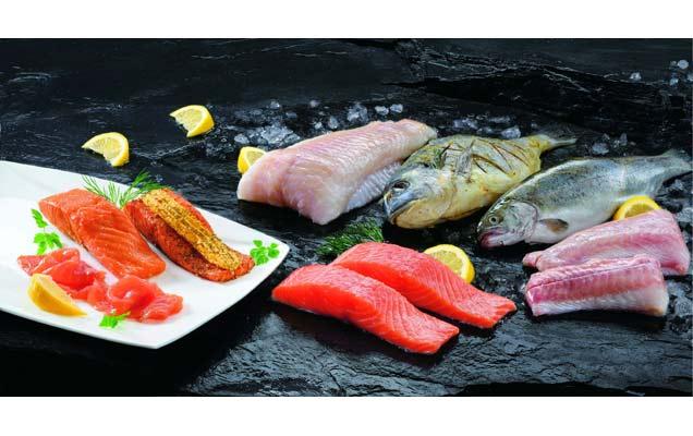 Fisch verschiedene Sorten
