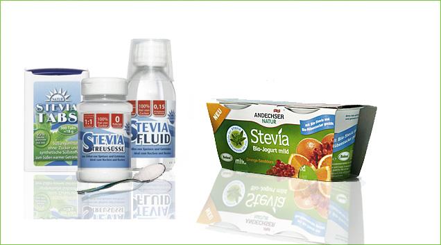 stevia zucker ersatz ohne kalorien aber mit extra viel s power tegut. Black Bedroom Furniture Sets. Home Design Ideas