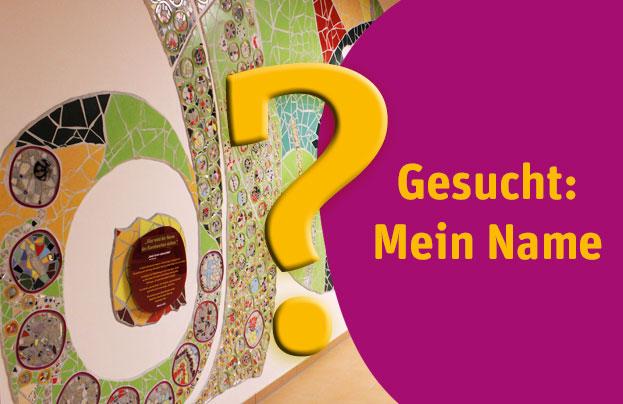 Name gesucht für Mosaikkunstwerk Marburg-Cappel