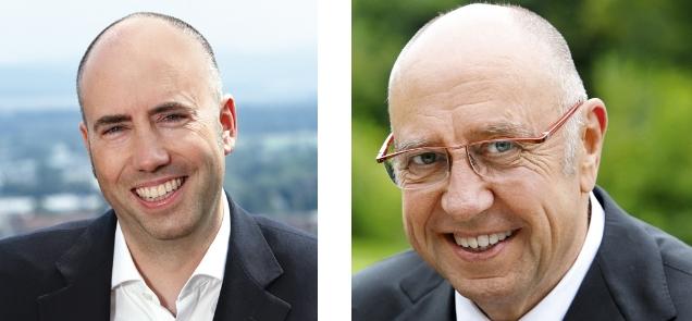 Thomas und Wolfgang Gutberlet