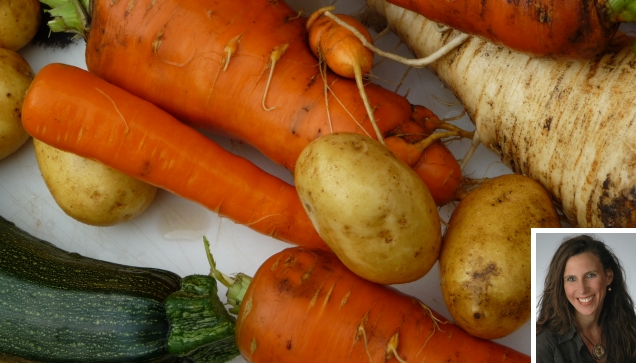 Gemüse, Biane Ronken