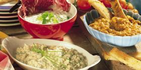 Leckere Grill-Dips