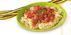 Frische Tomatensoße