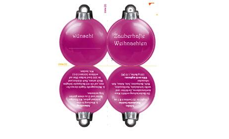Geschenkanhänger Schoko-Macadamia-Cookies Etikett Vorlage